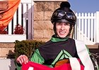 Jockey Lane Luzzi Follows in Father's Footsteps