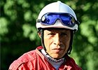 Prado Taken to Hospital After Being Unseated