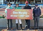 Jockey Murphy Reaches Milestone at Zia Park