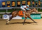 Fair Grounds, Horsemen Rise to Challenge