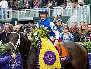Tepin Returns to Keeneland for Wiley Run
