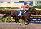 Awesome Speed Back at Laurel for Tesio