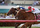 Lukes Alley Takes Gulfstream Park Turf