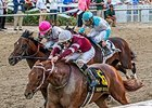 LA Derby: Gun Runner Faces Greenpointcrusader