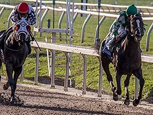 Venus Valentine Delivers Fair Grounds Stunner