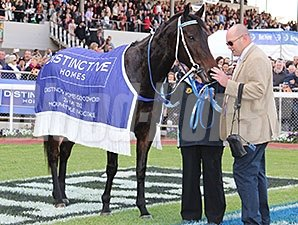 Black Caviar and Peter Moody