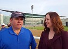 Dubai World Cup: Frank Taylor on 'Chrome'
