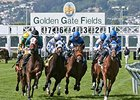 Golden Gate to Offer Three-Week Turf Festival