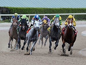 U.S. Wagering Up Nominally in March