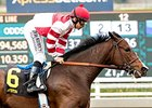 Songbird Solid Favorite in Oaks Future Wager