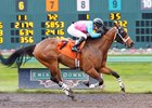 Kaabraaj Sets Emerald Downs Track Record