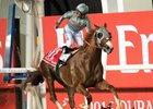 California Chrome Tied for Top Spot in World