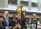 Werther Upsets Lovely Day in HK's QEII Cup
