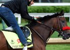 Nyquist Solid Favorite in Early Wagering