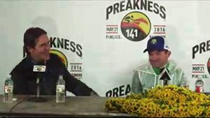 Preakness Stakes 141 Press Conference