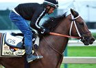 Uncle Lino Back to Work at Santa Anita