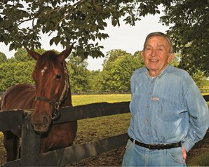 Owner/Breeder Fred Bradley Dies at 85