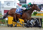 Always Sunshine Wins MD Sprint in Slop