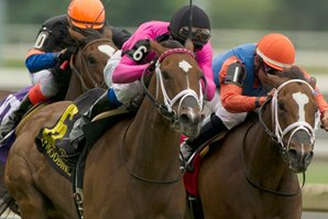 Lexie Lou Back to Winning Ways at Woodbine