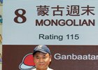 Morris to Ride Mongolian Saturday in July Cup