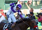 Making the Grade: Nyquist's Preakness Chances