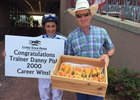 Trainer Pish Secures 2,000th Victory