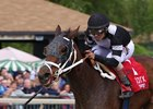 One Day Later, Servis Wins Another Oaks