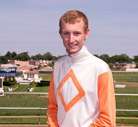 McCarthy Wins Jockey Title at Pimlico