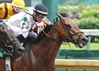 Alsvid Repeats in Aristides Stakes