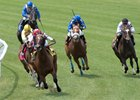 Clockwise Racing Begins at Woodbine