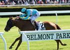 Brown Runs 1-2-3 in New York Stakes
