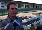 Belmont: Keith Desormeaux on Exaggerator