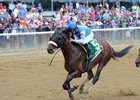 Effinex Repeats in Suburban Handicap