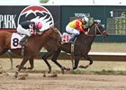 Lady Jila Wins Arapahoe Stakes a Fourth Time