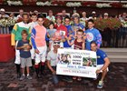 Ortiz Lands 1,000th Win in John Morrisey