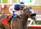 Enola Gray Still Unbeaten After Del Mar Romp