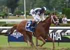 Curalina Shines for Sire Curlin in Shuvee