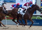 'Lucky' Gets Perfect Trip for Seagram Cup Win