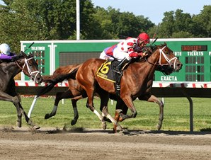Unbridled Mo Edges Out Monmouth Oaks Victory