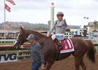 California Chrome Pacific Classic Highlights