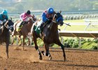 Futurity Brings Down Curtain at Del Mar