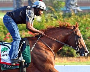 California Chrome Atop World's Best Rankings