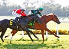 Cool Arrow On Target for First Spendthrift