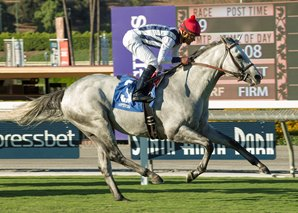 New Santa Anita Turf Course Passes First Test