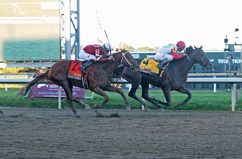 Connect In Good Shape After Pa Derby Win Bloodhorse Com
