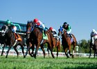 Mongolian Saturday Tops Nine-Horse Shakertown Field