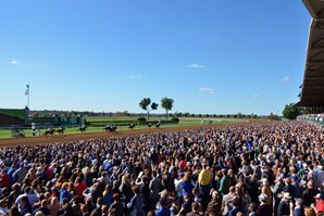 Keeneland Sets Fall Meet Attendance Record