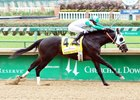 Warrior's Club Wins Spendthrift Stallion