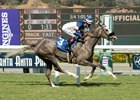 Enola Gray Scores on Grass in CA Distaff 'Cap