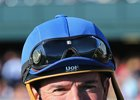 Desormeaux Warned by Stewards After Training Whip Use